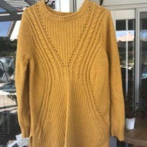 Fall warm soft sweater
